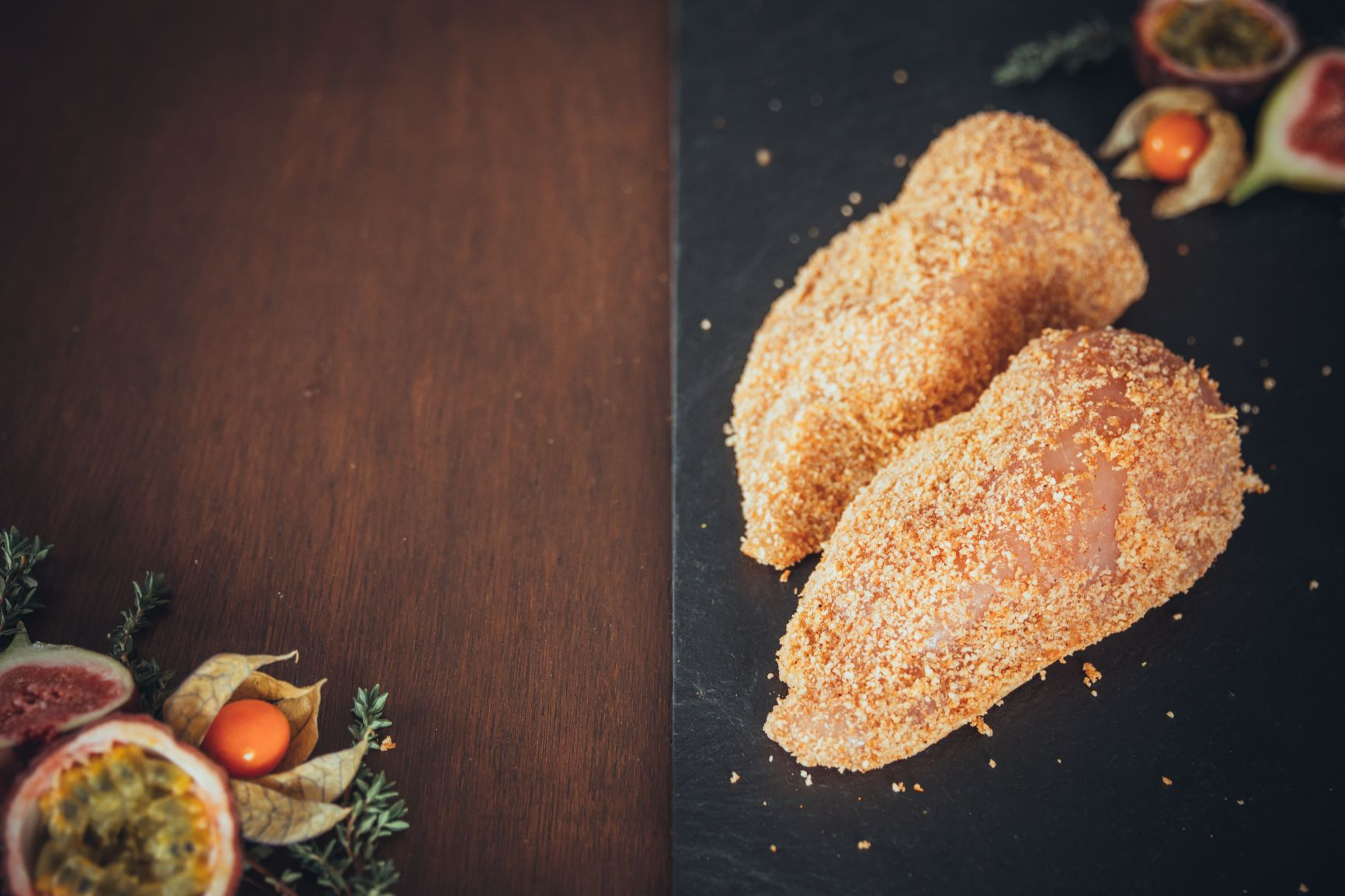 GLUTEN FREE CHICKEN KIEV (2 pcs)