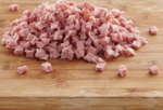 DICED BACON 1KG